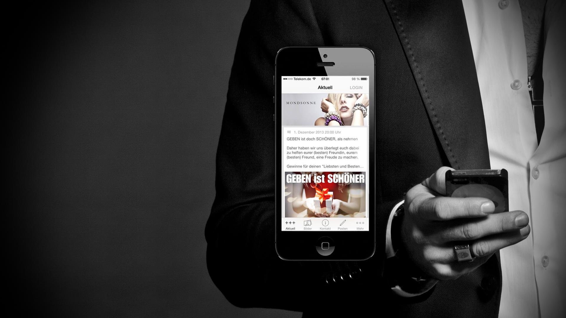 mondsonne-app